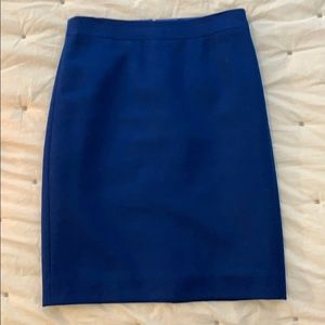J.Crew Factory Wool Pencil Skirt